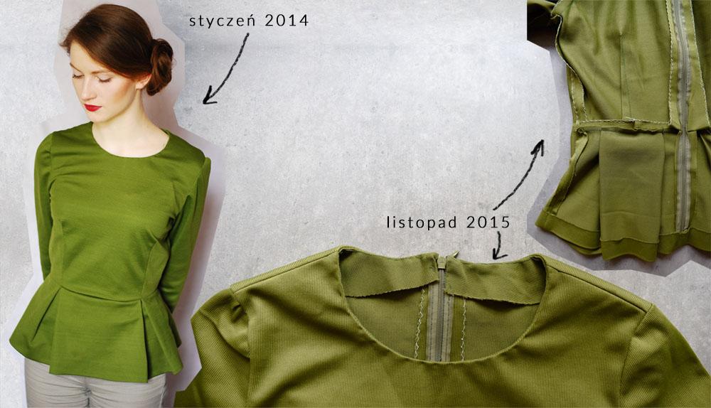 szyciowy blog roku, jak szyć, ubrania które chce się nosić, jakość szycia, jakościowe szycie, kurs szycia