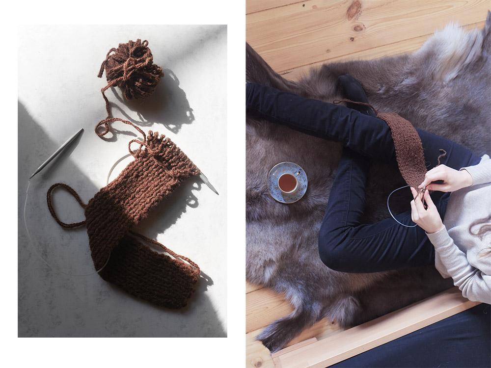 robienie na drutach zalety, twórczy blog, blog o szyciu, twórczość, joulenka