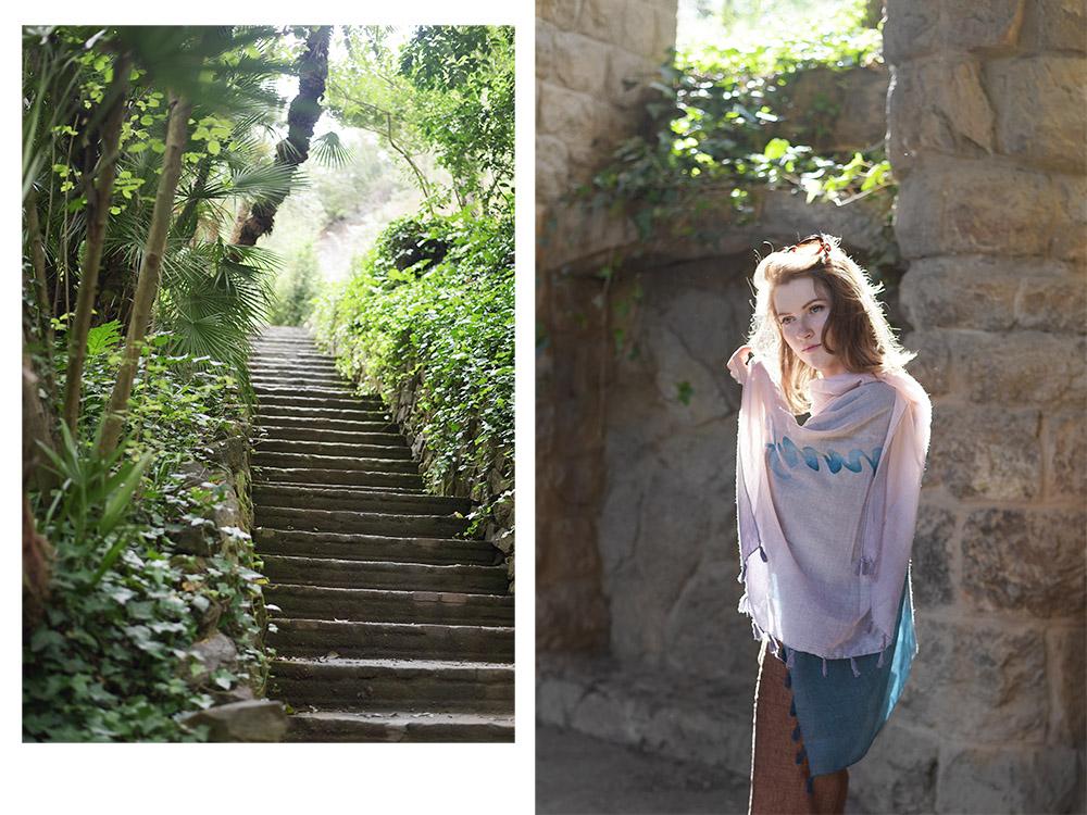 ogród botaniczny barcelona