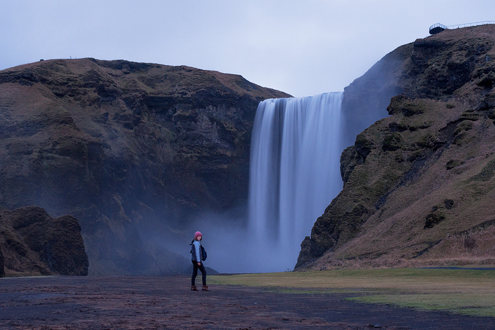 islandia-zima-wodospad-2