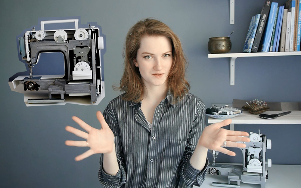 joulenka, vlog, maszyny do szycia, jakość, naprawa maszyn do szycia, jak wygląda maszyna do szycia w środku