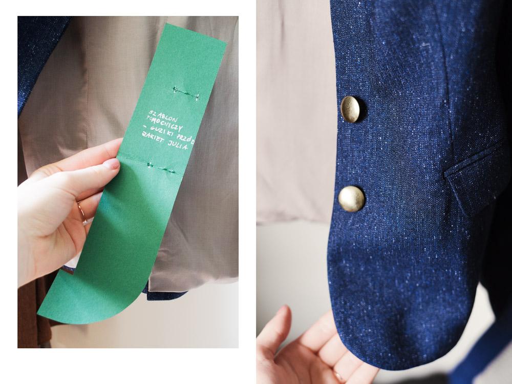 konstrukcja odzieży, konstruktor odzieży, blog o szyciu, joulenka, Julia Dzwończyk