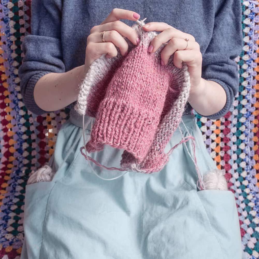 co robić jesienią - robótki ręczne