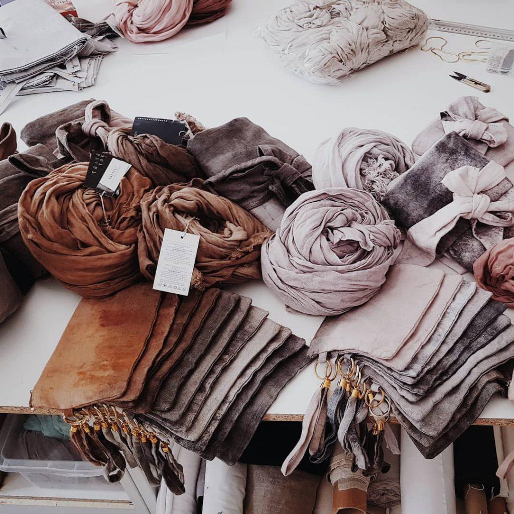 prezenty handmade z lnu