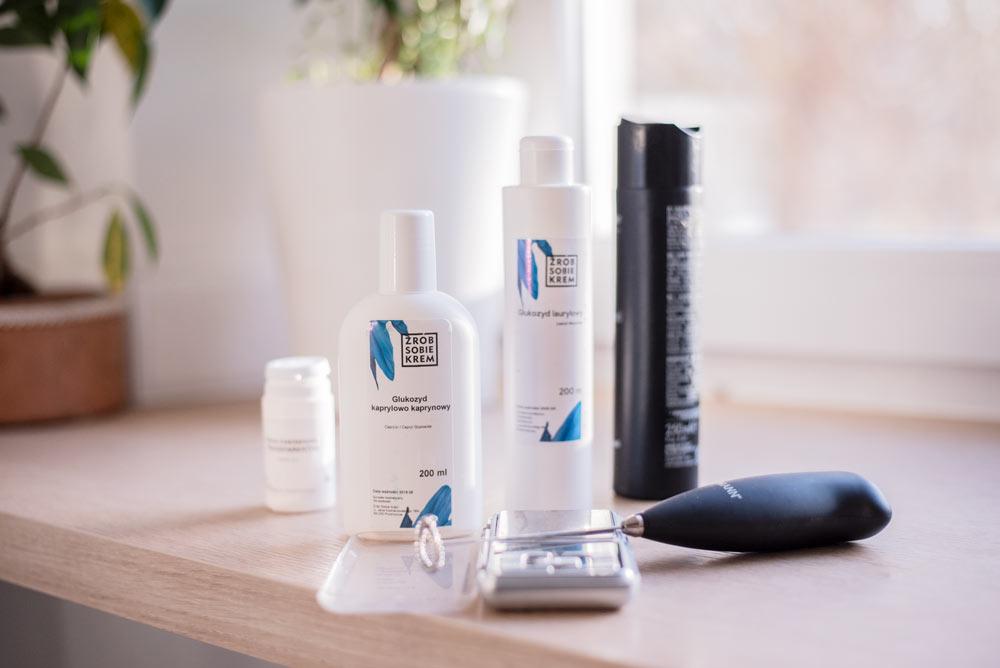 Naturalne kosmetyki DIY - przepis na szampon DIY
